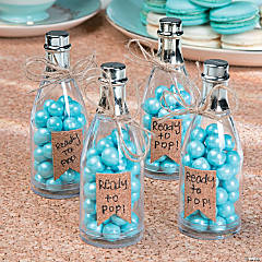 Ready to Pop! Baby Shower Favor Idea