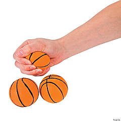 Realistic Basketball Stress Balls