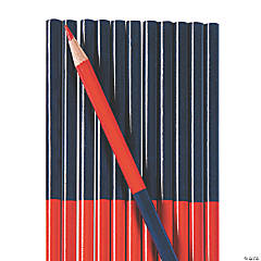 Red & Blue Editing Pencils