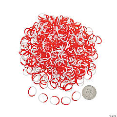 Red & White Fun Loop Assortment Kit