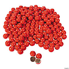 Red Chocolate Candy