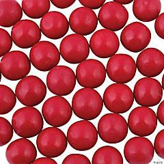 Red Medium Gumballs