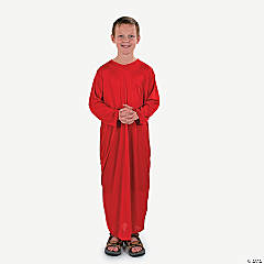 Red Nativity Gown Child Costume