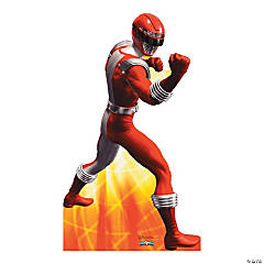 Red Power Ranger Stand-Up