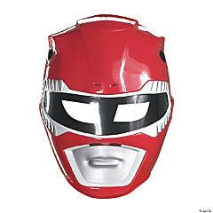 Red Ranger Vacuform Mask