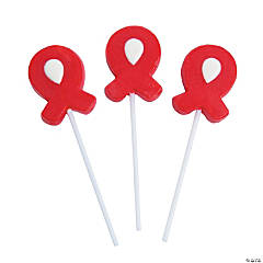 Red Ribbon Suckers
