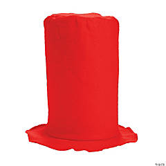 Red Stovepipe Hats