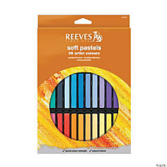 Reeves Soft Pastel Set of 32