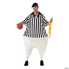 Referee Costume for Men