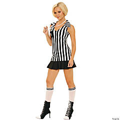 Referee  Costume For Women