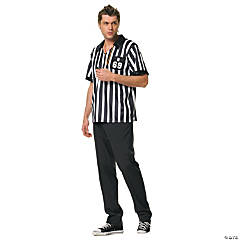 Referee Shirt Mens Costume For Men