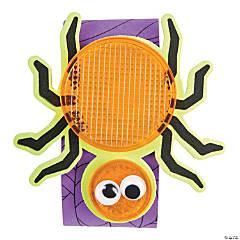 Reflective Spider Wristband Craft Kit