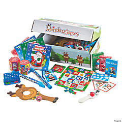 Reindeer Games Toy Box Assortment