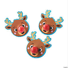 Reindeer Nose Ring Lollipops