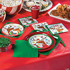 Reindeer Toast Party Supplies