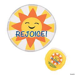 Rejoice Flying Disks
