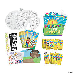 Religious Busy Bags for Kids
