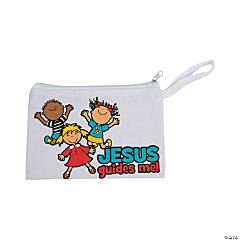 Religious Coin Purses with Strap