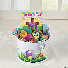 Easter basket ideas diy easter baskets easter basket crafts religious easter basket negle Gallery