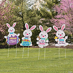 Religious Easter Yard Signs