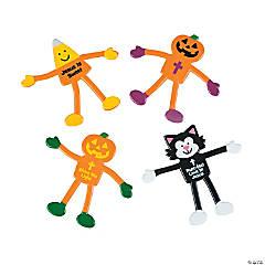 Religious Halloween Bendables