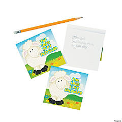 Religious Lamb Notepads
