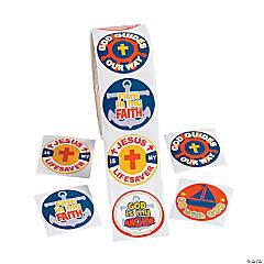 Religious Nautical Stickers