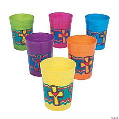 Religious Plastic Cups