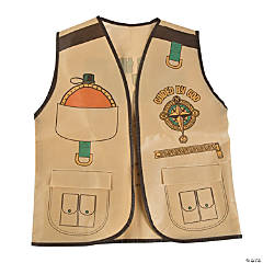 Religious Safari Expedition Vest