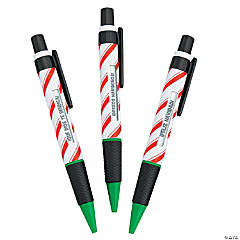 Religious Spanish Christmas Message Pens
