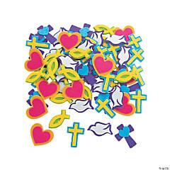 Religious Symbol Stickers