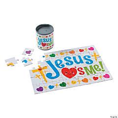 Religious Valentine's Day Mini Puzzles