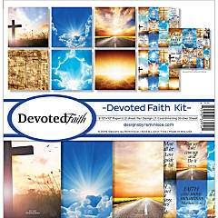 Reminisce Collection Kit-Devoted Faith