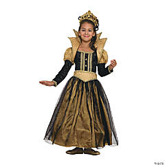 Renaissance Princess Costume For Girls