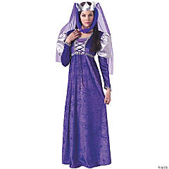 Renaissance Queen Adult Women's Costume