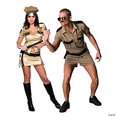Reno 911 Couple Costumes