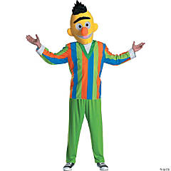 Retro Bert Adult Men's Costume