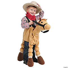 Ride-A-Pony Costume for Boys