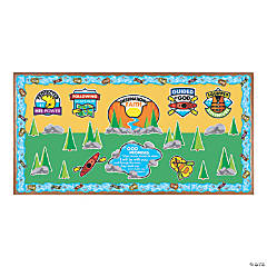 River Canyon VBS Bulletin Board Set