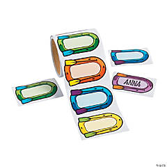 River Canyon VBS Name Tags/Labels