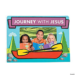 River Canyon VBS Picture Frame Magnet Craft Kit - 48 Pc.
