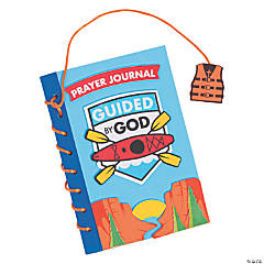 River Canyon VBS Prayer Journal Craft Kit