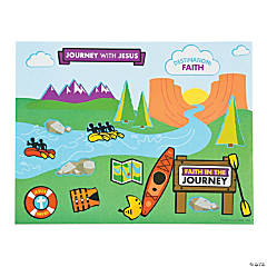 River Canyon VBS Sticker Scenes