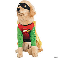 Robin Dog Costume
