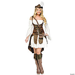Robin Hood Adult Women's Costume