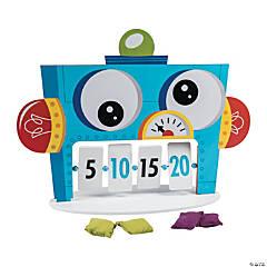 Robot Party Bean Bag Toss Game
