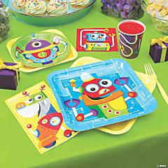Robot Party Supplies