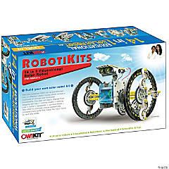 RobotiKits™ 14-in-1 Solar Robot Kit