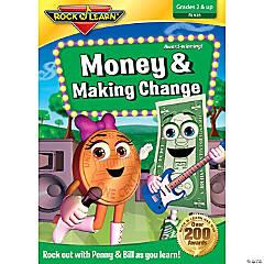 Rock 'N Learn® Money & Making Change DVD