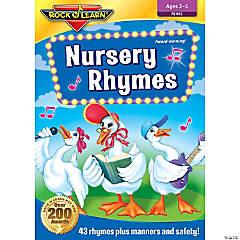 Rock 'N Learn® Nursery Rhymes DVD